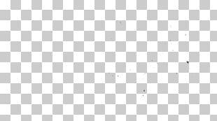 White Black Line Point Font PNG