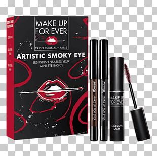 Eye Shadow Cosmetics Make Up For Ever Mascara PNG
