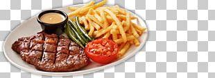 French Fries Steak Frites Full Breakfast Chophouse Restaurant Beefsteak PNG