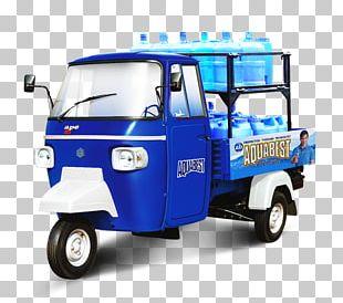 Motor Vehicle Car Auto Rickshaw Piaggio Van PNG