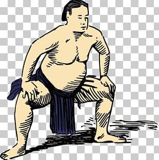Japan Sumo Wrestling Rikishi PNG