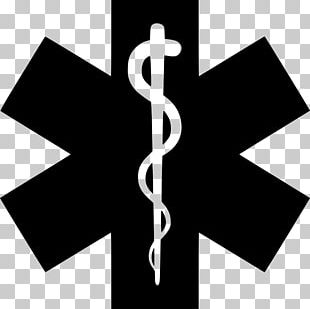 Star Of Life Emergency Medical Services Emergency Medical Technician Caduceus As A Symbol Of Medicine PNG