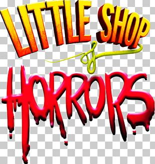 Little Shop Of Horrors Musical Theatre Flashdance The Musical Artist PNG