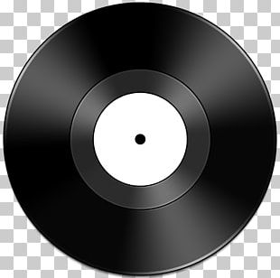 Compact Disc Phonograph Record Data Storage PNG