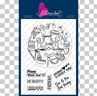 Paper Rubber Stamp Craft Cardmaking Art PNG