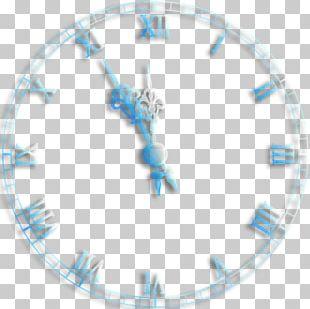 Clock Face Pendulum Clock Roman Numerals Text PNG