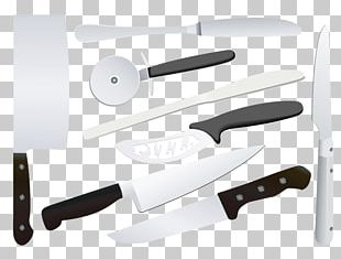 Chefs Knife Cutlery Kitchen Knife PNG