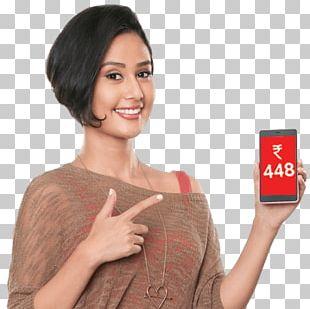 Bharti Airtel Jio Prepay Mobile Phone 4G Mobile Phones PNG