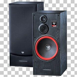 """Cerwin-Vega 15"""" Floorstanding Speaker Loudspeaker Subwoofer PNG"""