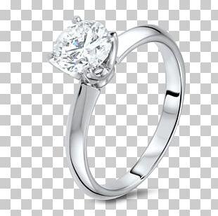 Engagement Ring Diamond Jewellery Princess Cut PNG