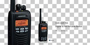 Telephony Marine VHF Radio Communication PNG