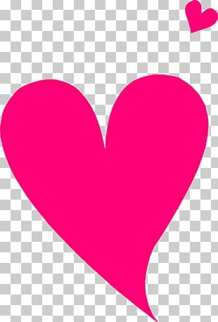 Heart Pink Purple PNG