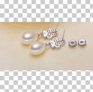 Pearl Earring Jewellery Crown Jewels Of The United Kingdom Cubic Zirconia PNG