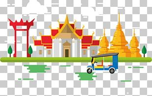 Thailand Palace PNG
