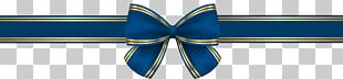 Butterfly Bow Tie Blue Product PNG