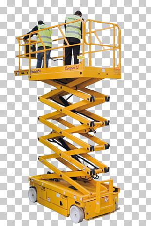 Lift Table Tool Elevator Aerial Work Platform Hydraulics PNG