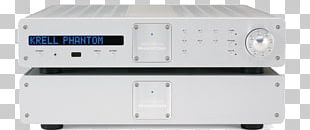 Krell Industries Preamplifier CD Player Music Centre Super Audio CD PNG