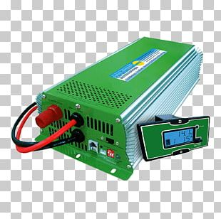 Battery Charger Electronics Electronic Component Electric Battery Power Converters PNG