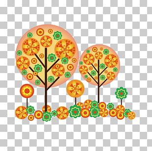 Drawing Tree Spring PNG