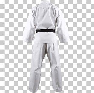 Karate Gi Dobok Uniform Sport PNG
