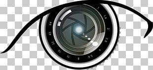 Photography Camera Logo Eye PNG