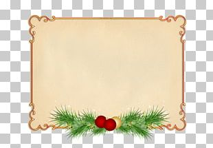 Frames Borders And Frames Christmas Ornament Scrapbooking PNG