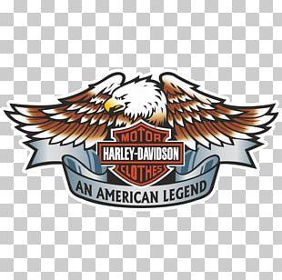 Logo Harley-Davidson Motorcycle Cdr PNG