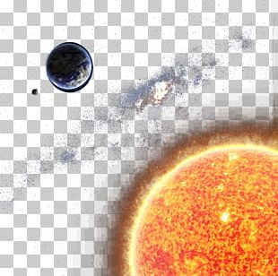 Earth Planet Sun Universe Galaxy PNG