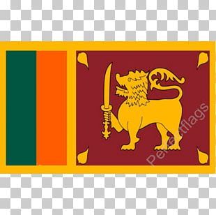 Flag Of Sri Lanka National Flag Kingdom Of Sitawaka PNG