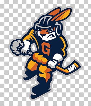 Greenville Swamp Rabbits Player Logo PNG