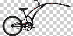 Trailer Bike Bicycle Trailers Tow Hitch Cycling PNG