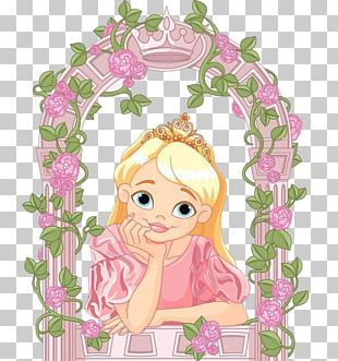Fairy Tale Illustration PNG