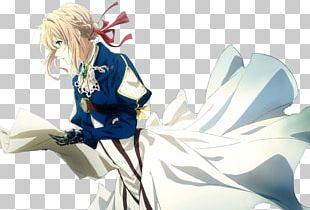Violet Evergarden Anime Kyoto Animation Amanuensis PNG