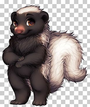 Hog-nosed Skunk Red Panda Furry Fandom Raccoon PNG