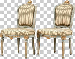 Coronation Chair Stool Table Furniture PNG