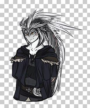 Legendary Creature Headgear Costume Design Supernatural Mangaka PNG