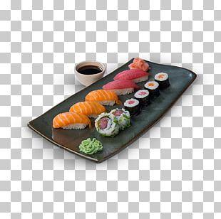 Sushi Asian Cuisine California Roll Sashimi Japanese Cuisine PNG