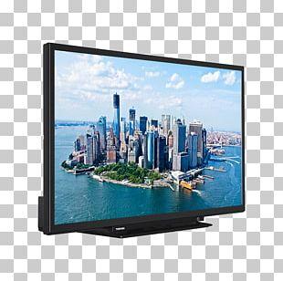 New York City LCD Television Flight Travel Computer Monitors PNG