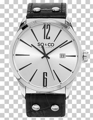Watch Quartz Clock Strap New York City PNG