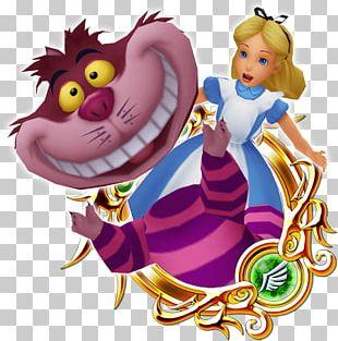 Cheshire Cat Kingdom Hearts χ Alice In Wonderland KINGDOM HEARTS Union χ[Cross] PNG