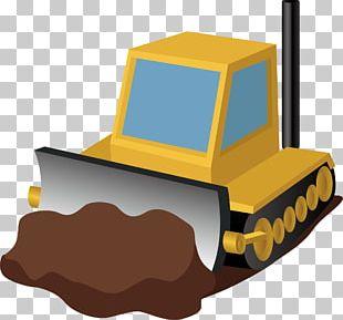 Caterpillar Inc. Bulldozer Architectural Engineering Heavy Equipment PNG