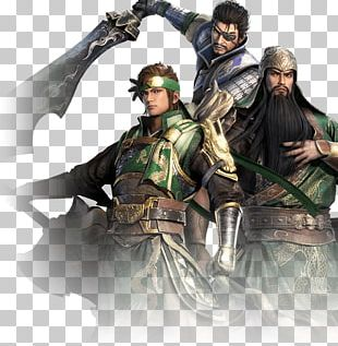 Dynasty Warriors 9 Records Of The Three Kingdoms Two Qiaos Xiahou Dun PNG