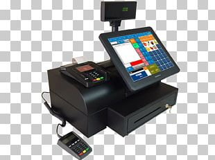 Barcode System Cash Register Printer PNG