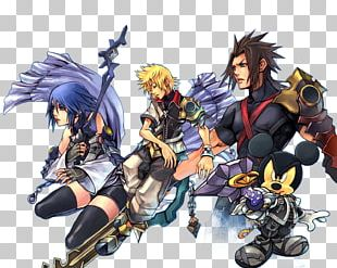 Kingdom Hearts Birth By Sleep Kingdom Hearts HD 2.5 Remix Kingdom Hearts II Kingdom Hearts HD 1.5 Remix Kingdom Hearts Coded PNG