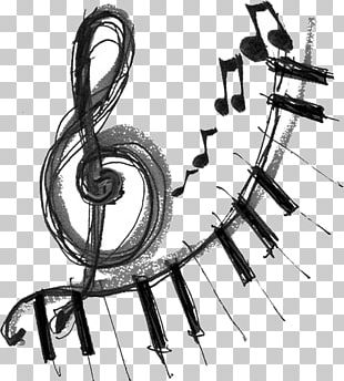 Music Education Drawing PNG