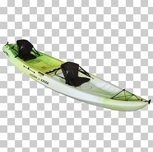 Ocean Kayak Malibu Two XL Angler Sit-on-Top PNG