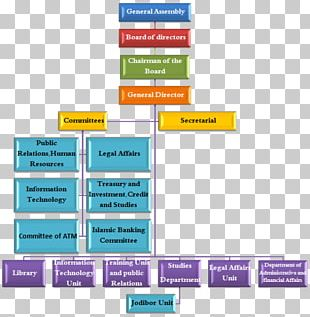 Organizational Structure Bank Board Of Directors Voluntary Association PNG
