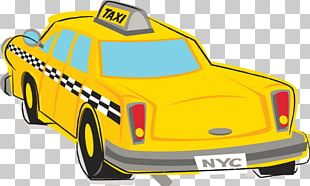 Statue Of Liberty Taxicabs Of New York City Yellow Cab PNG