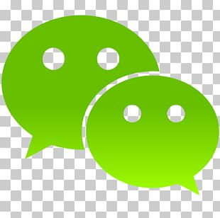 WeChat Social Media Logo Messaging Apps PNG