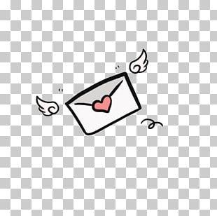 Letter Envelope Cartoon PNG